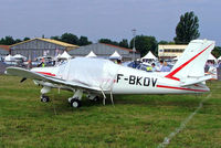 F-BKDV @ LFLV - Socata MS.880B Rallye Club [69] Vichy~F 08/07/2006
