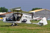 F-PRUD @ LFLV - Nickel-Foucard NF-02 Asterix [01] Vichy~F 08/07/2006