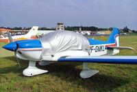 F-GMKL @ LFLV - Robin R.2160 Alpha Sport [265] Vichy~F 08/07/2006