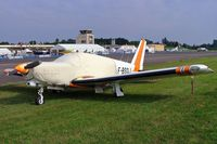F-BSQJ @ LFLV - Cerva CE.43 Guepard [433] Vichy~F 08/07/2006