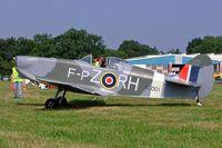 F-PZRH @ LFLV - Croise AC-1 (1/2 scale Spitfire) [01] Vichy~F 08/07/2006