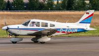 D-EDUM @ EDDR - taxying to the active - by Friedrich Becker
