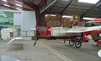 F-AZPG @ LFFQ - Bleriot XII-2 Replica [SA-29] La Ferte Alais~F 06/07/2006