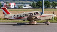 D-EDEK @ EDDR - taxying to the active - by Friedrich Becker