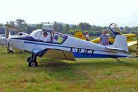 F-PJCX @ LFLV - Jodel D.119 [671] Vichy~F 08/07/2006