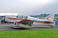 F-PMRJ @ LFLV - Jodel D.140E Mousquetaire [430] Vichy~F 08/07/2006