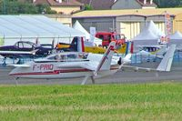 F-PRIQ @ LFLV - Rutan Vari Eze [1563] Vichy~F 08/07/2006
