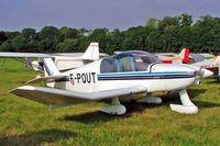 F-PQUT @ LFLV - Jodel D.20 Jubile [09] Vichy~F 08/07/2006