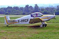 F-PRDF @ LFLV - Jodel D.18 [281] Vichy~F 08/07/2006
