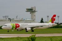CS-TJF @ LFPO - Airbus A321-211, Taxiing after landing Rwy 26, Paris-Orly Airport (LFPO-ORY) - by Yves-Q