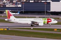 CS-TNG @ LSZH - Airbus A320-214 [0945] (TAP Portugal) Zurich~HB 07/04/2009 - by Ray Barber