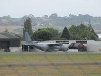 66 @ NZWP - Casa 235 - French Air Force c/n C066  Code 81-ID - by magnaman