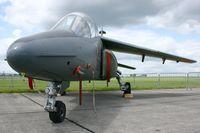 E128 @ LFOE - French Air Force Dassault-Dornier Alpha Jet E (705-TM), Evreux-Fauville Air Base 105 (LFOE) open day 2012 - by Yves-Q