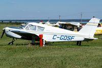 C-GOSF @ CEZ3 - C-GOSF   Piper PA-28-140 Cherokee B [28-23240] Edmonton-Cooking Lake~C 24/07/2008 - by Ray Barber