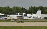 N356PV @ KOSH - Airventure 2013