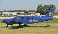 N221WG @ KOSH - Airventure 2013
