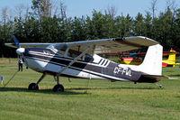 CF-FWL @ CEZ3 - Cessna 180C [50779] Edmonton-Cooking Lake~C 24/07/2008 - by Ray Barber
