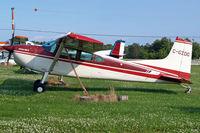 C-GZDG @ CKL2 - Cessna A.185F Skywagon 185 [185-03698] Selkirk~C 25/07/2008 - by Ray Barber