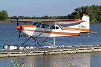 C-GCKZ @ CKL2 - Cessna A.185F Skywagon 185 [185-02665] (Selkirk Air) Selkirk~C 25/07/2008 - by Ray Barber