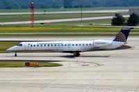 N16981 @ KMKE - Embraer ERJ-145LR [145208] (Continental Express) Milwaukee~N 27/07/2008