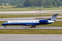 N852HK @ KMKE - Embraer ERJ-145LR [145353] (United Express) Milwaukee~N 27/07/2008
