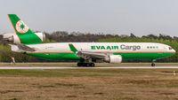B-16111 @ EDDF - departure via RW18W