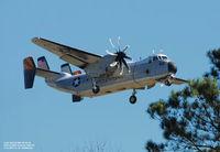162159 @ NFE - Carrier Landing Approach practice. - by J.G. Handelman