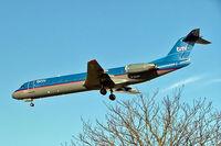 G-BXWF @ EGLL - Fokker F-100 [11328] (British Midland Airways) Heathrow~G 11/11/2004