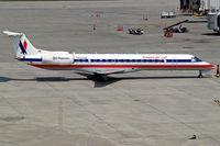 N633AE @ KMKE - Embreaer ERJ-145LR [145148] (American Eagle) Milwaukee~N 27/07/2008