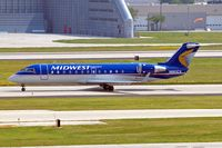 N983CA @ KMKE - Canadair CRJ-100ER [7169] (Midwest Connect) Milwaukee~N 27/07/2008