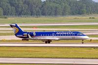 N403SW @ KMKE - Canadair CRJ-100LR [7028] (Midwest Connect) Milwaukee~N 27/07/2008