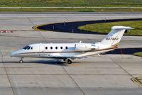 N678EQ @ KMKE - Cessna Citation VII [650-7008] Milwaukee~N 27/07/2008