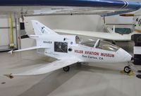 N644SA - Bede BD-5B at the Hiller Aviation Museum, San Carlos CA