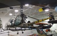 51-16374 - Hiller OH-23B Raven at the Hiller Aviation Museum, San Carlos CA - by Ingo Warnecke
