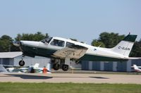 C-GJUN @ KOSH - Piper PA-28R-201 - by Mark Pasqualino