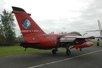 MM7149 @ EBFN - Italian Air Force AMX of 132° Gruppo at Koksijde Air Base, Belgium. - by Henk van Capelle