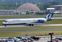 N923AT @ KMKE - Boeing 717-2BD [55051] (AirTran Airways) Milwaukee~N 27/07/2008