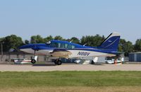 N8BV @ KOSH - Piper PA-23-250 - by Mark Pasqualino