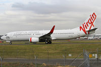 VH-YIJ @ YSSY - taxiing to 16L - by Bill Mallinson