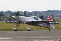 D-EVXA @ EGHH - Off to the seafront show - by John Coates