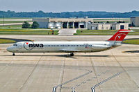 N775NC @ KMKE - McDonnell Douglas DC-9-51 [47785] (Northwest Airlines) Milwaukee~N 27/07/2008