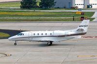 N643QS @ KMKE - Cessna Citation Excel S [560-5588] Milwaukee~N 27/07/2008