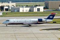 N456ZW @ KMKE - Canadair CRJ-200LR [7849] (US Airways Express) Milwaukee~N 27/07/2008