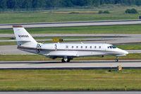 N385QS @ KMKE - Cessna Citation Sovereign [680-0115] (NetJets) Milwaukee~N 27/07/2008