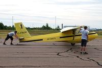 C-FBJH @ CCQ3 - Debert Airport, Nova Scotia, Canada - by Tomas Milosch