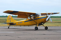 C-FTGU @ CCQ3 - Debert Airport, Nova Scotia, Canada - by Tomas Milosch