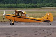 C-FTGY @ CCQ3 - Debert Airport, Nova Scotia, Canada - by Tomas Milosch