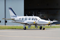 C-GXUG @ CYHZ - Maritime Air Charter - by Tomas Milosch