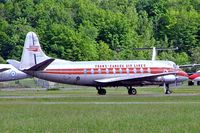CF-THI @ CYRO - Vickers 757 Viscount [270] Rockcliffe~C 19/06/2005 - by Ray Barber