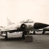 217 - At Paris-Le Bourget Airshow 1967 - by J-F GUEGUIN
